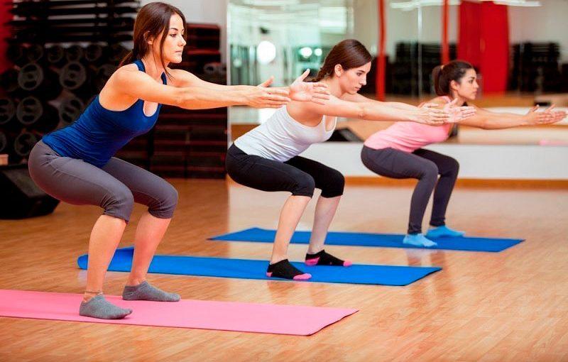 Упражнения для интенсивного похудания
