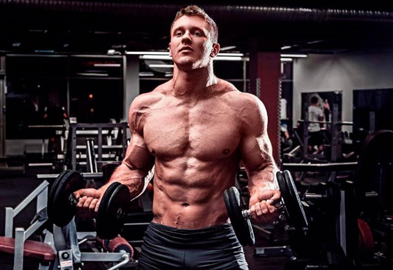 Программа тренировки на набор массы мускулатуры