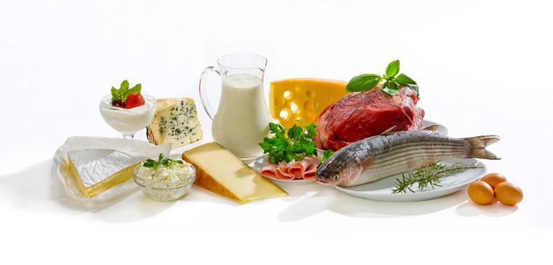 Список продуктов правильного питания
