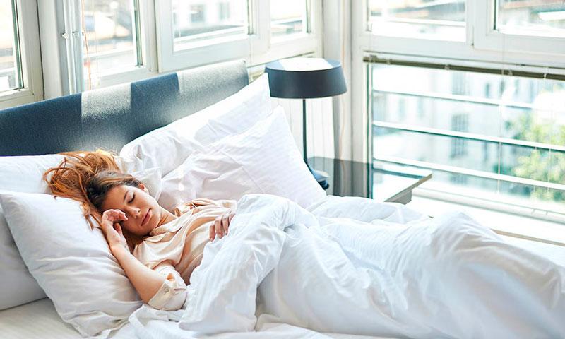 Сон и похудение