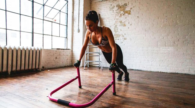 Тренировка после долгого перерыва для женщин