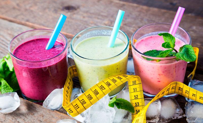 коктейли из молока для похудения фото
