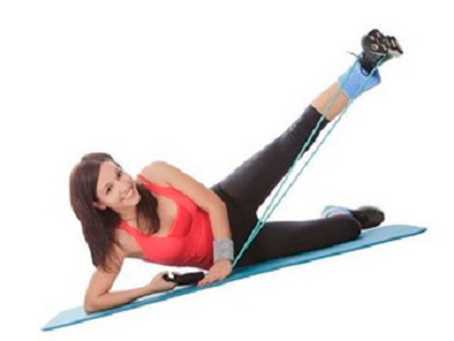 Упражнение для укрепления мускулов бедра