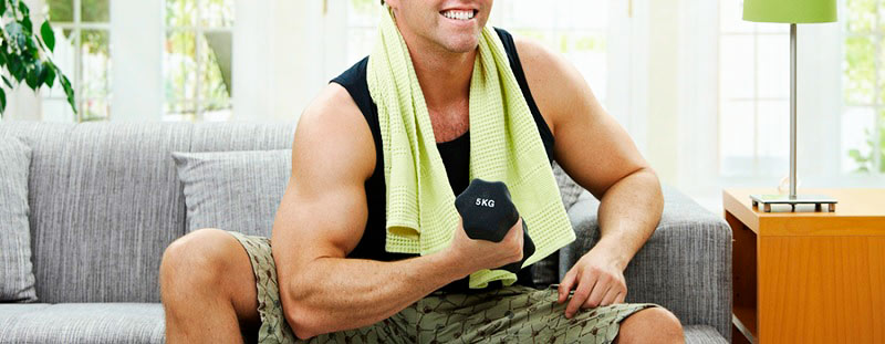 Тренировка для рук для мужчин