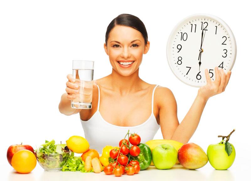 Интервальная диета на 9 дней
