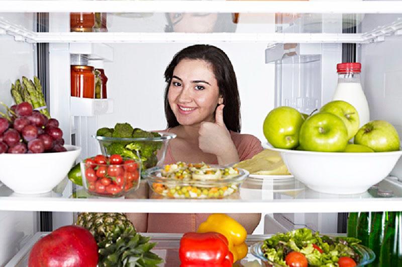 Правильное питание в домашних условиях