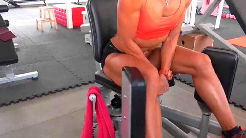 Польза разведения ног на тренажере
