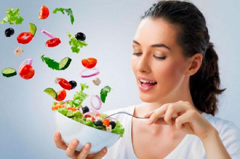Здоровое питание для женщин