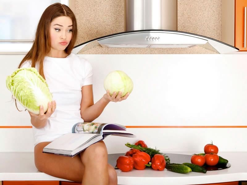 Капустная диета – меню на 10 дней
